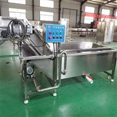 HDQX-2000净蒜苗净菜加工蔬菜清洗机
