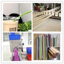 长治大米吸管设备可食用环保吸管膨化机