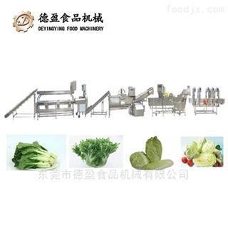 DY-001全自动叶菜加工生产线