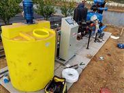 自动灌溉施肥一体机