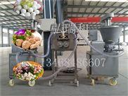 鱼丸生产线|狮子头机多少钱|小型丸子机器