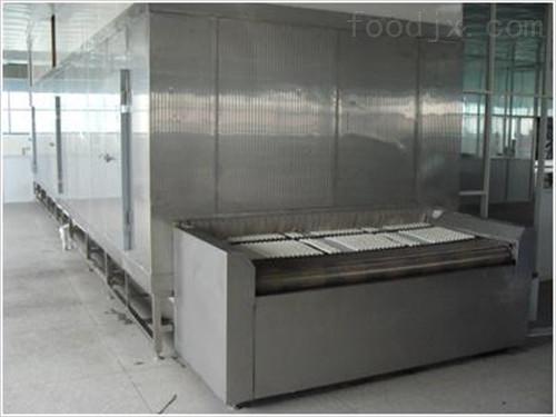 海产品鱼片速冻机