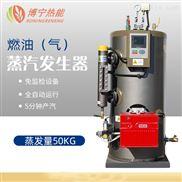 燃油燃氣蒸汽發生器蒸汽鍋爐加熱殺菌