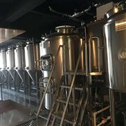 啤酒屋使用小型自釀啤酒設備
