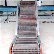 网带提升机不锈钢网带输送机生产厂家