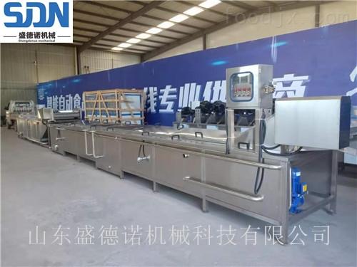 大产量玉米蒸煮机