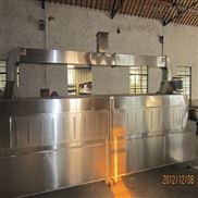果蔬脱水设备 网带式干燥机 多层带式
