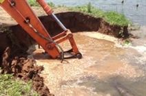 新款攪籠式挖機液壓泥沙泵灰砂泵砂漿泵
