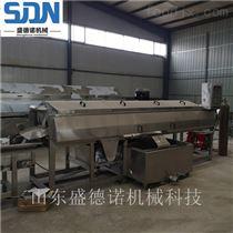 SDN-800海蛎子毛刷辊清洗机