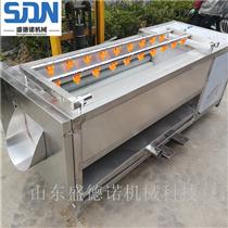 SDN-800新型薯片加工设备