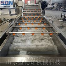 SDN-600连续式洗鱼机