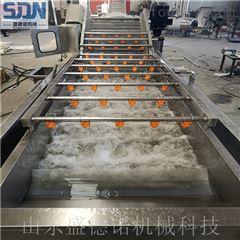 SDN-800净菜加工成套生产线