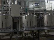 回收乳品设备 饮料成套设备 食品厂设备