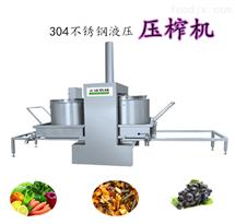 工业用果蔬液压压榨机 304不锈钢脱水机