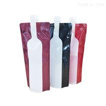 特卖750ml便携红酒折叠酒袋 环保折叠红酒瓶