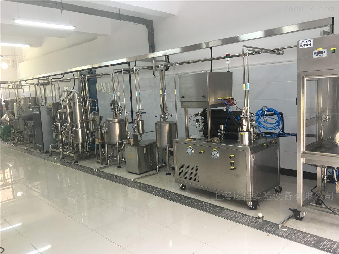 茶饮料生产线供应商