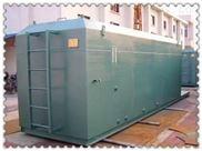 商丘地埋式污水处理设备 小区养老院专用