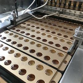 咖啡硬糖成型机小型硬糖浇注生产线50硬糖机