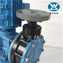 計量泵韓國千世隔膜泵耐腐蝕泵