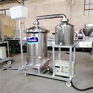 纯粮玉米造酒机,生料发酵蒸馏器