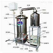 纯粮酒加工设备,小型酿酒设备