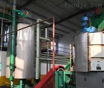 菜籽油榨油工程机