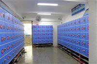 6门储物柜食品厂无尘车间储物柜 员工宿舍更衣柜亚津