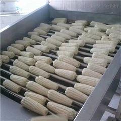 全自动黏玉米加工设备