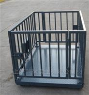 可定制养猪围栏称  围栏活体地上衡生产厂家