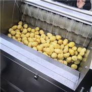 土豆去皮机,毛辊马铃薯去皮设备