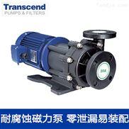 创升电镀耐酸碱磁力泵之叶轮的工作原理