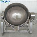 200L電加熱可傾帶內筐夾層鍋