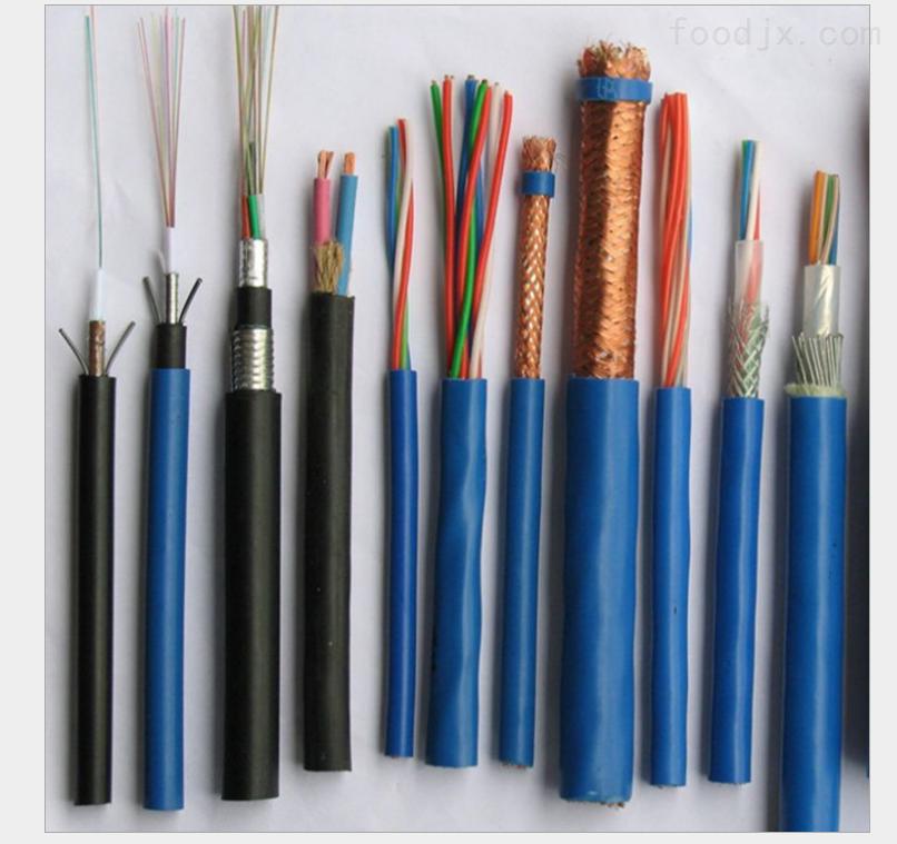 礦用通信電纜 MHYV信號電纜