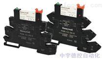 霍尼韋爾 SR 系列超薄型中間繼電器
