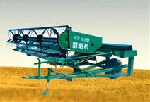 4GS-4.8型牽引式割曬機