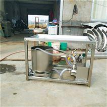 小型肉類淀粉機 手動鹽水注射機