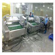 1000型滚动式食品真空包装机