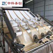 哈尔滨新型腐竹机价格 腐竹机器生产线 节能型全自动腐竹机上门安装