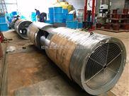 SDS(R)-7.1-2P-6-30°隧道射流式消防高温排烟风机含2D消声器