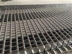 超声波清洗线专用锯齿不锈钢链片式网带