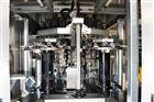 36000瓶/小时吹灌旋一体机生产线