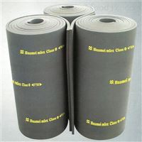 齐全国标橡塑保温板发货到施工场地
