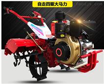 多功能四驅柴油機微耕機