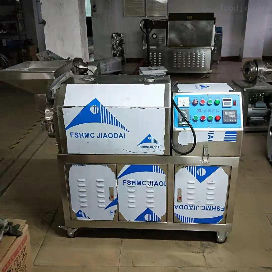 电加热不锈钢茶叶干燥炒货机