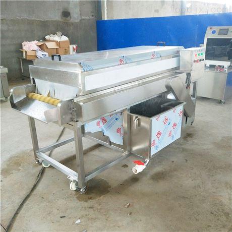 蔬菜清洗流水线设备-果蔬清洗机
