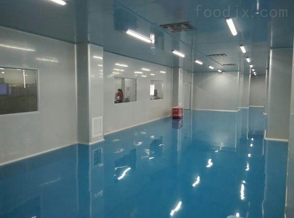 仙桃/汉川食品净化车间装修