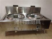 燃气灶-成都厨房设备厂  双眼大锅灶