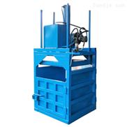 自动热熔钢带捆扎机 废纸液压压块机
