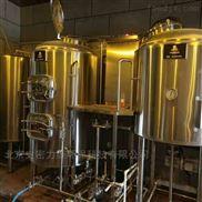 太原500升精釀啤酒設備多少錢小型自釀啤酒設備廠家