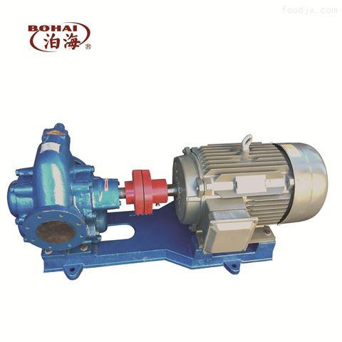 电机齿轮泵重油泵金海泵业生产